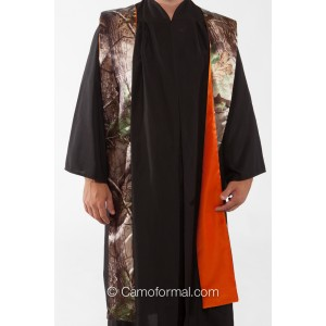 Camo Clergy Minister Wedding Stole