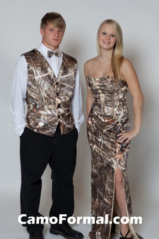 Vest and Dress - Realtree Max-4