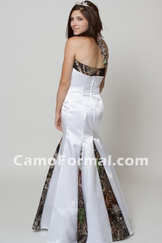 "Back view of style 3350 ""Anna Elyse"""