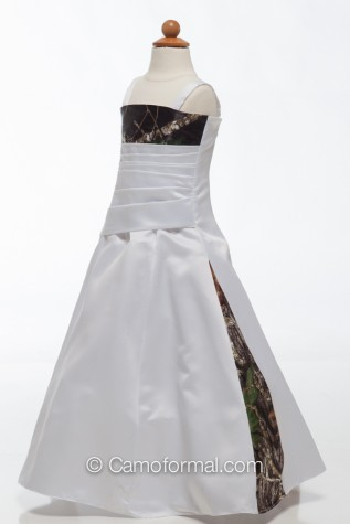3137 fg Flower-girl or Miniature Bride Dress