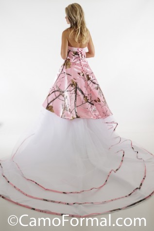 3659S with Triple Net Bridal Skirt - shown wearing a full bridal slip or hoop.