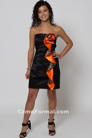 Short Homecoming style HC8077