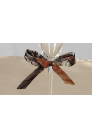 Bows (set of 2) Pre-Tied