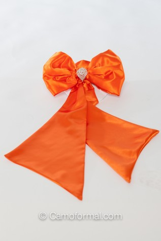 Girls Extreme Bow Sash