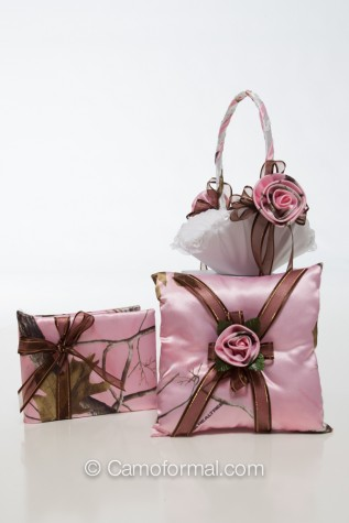Chocolate and Roses, 3 piece Camo Collection