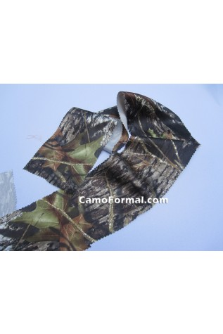 "Baby Sash 1"" x 45"" - all camo choices"