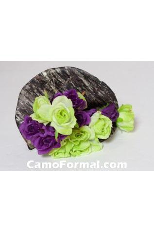 Camo WRAP and Cover Holder for your flowers