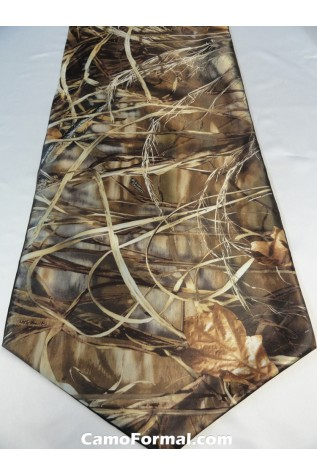 Groom's Table Table Runner, Realtree Max-4
