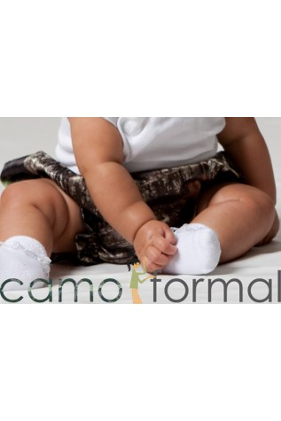 Camo Baby Bloomers