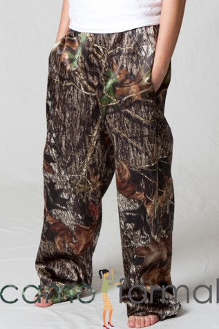 Men's Camo Sleep Pants
