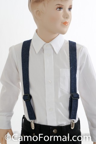 Boys Suspenders