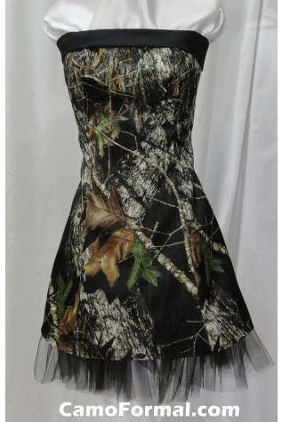 Mossy Oak 8621 and Black Band