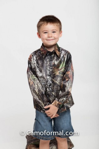 Boys Shirt - can be long sleeve or short sleeve