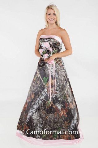 Quinceanera Version Full Camo