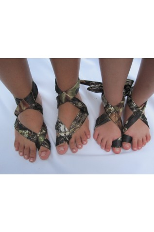 Mossy Oak FEET and TOE Ribbon