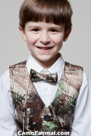 Bows Bow Tie, available all camo prints