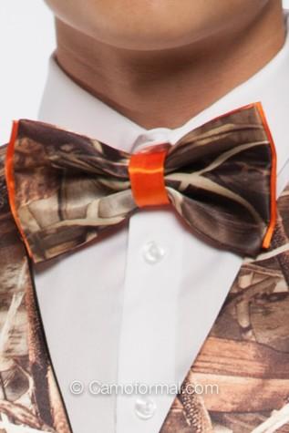 Men's Pre-tied bow tie