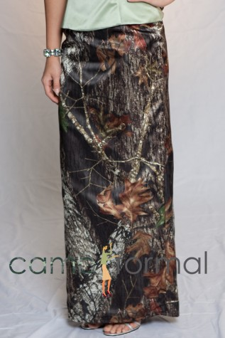 Slim Skirt in Mossy Oak New Breakup