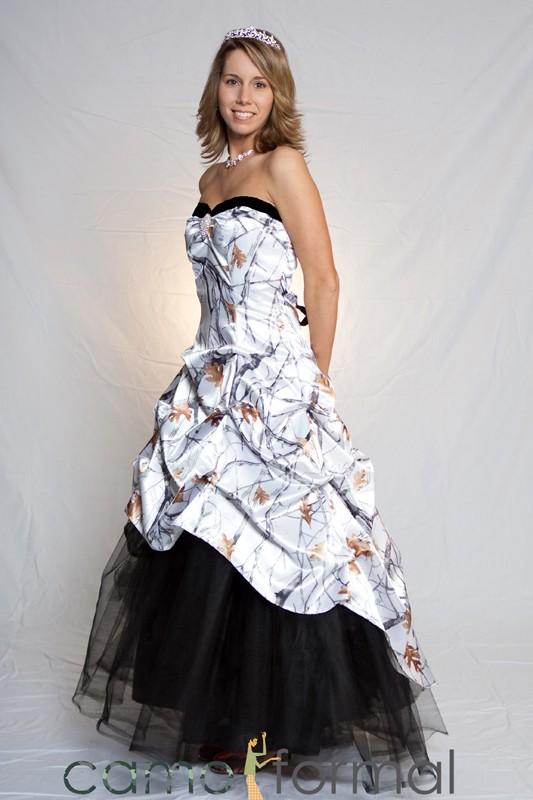 Camo Homecoming Dresses