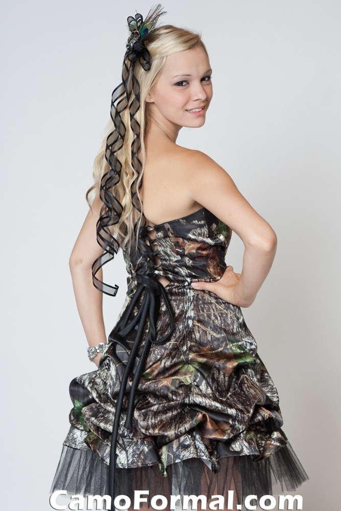 mossy oak touches camouflage prom wedding homecoming