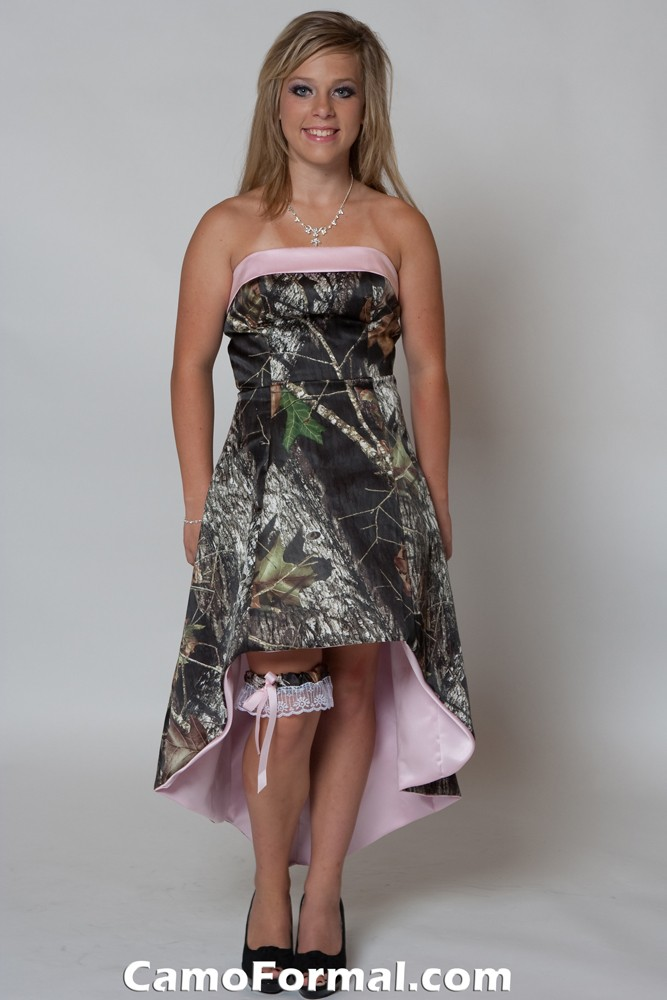 Oak new breakup attire camouflage prom wedding homecoming formals