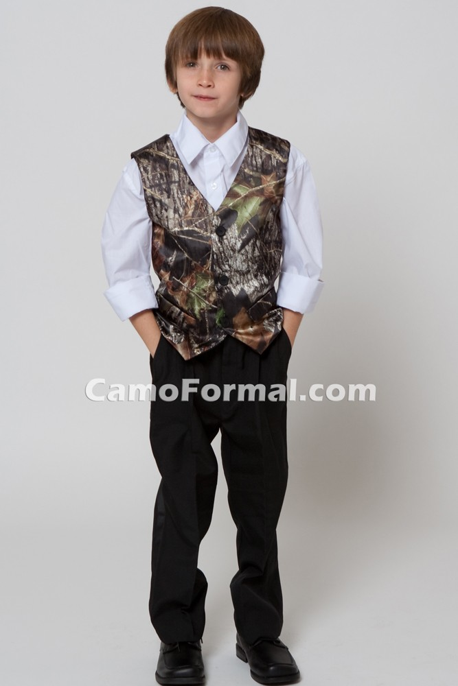 Mossy Oak Kids Camo Collection Camouflage Prom Wedding ...