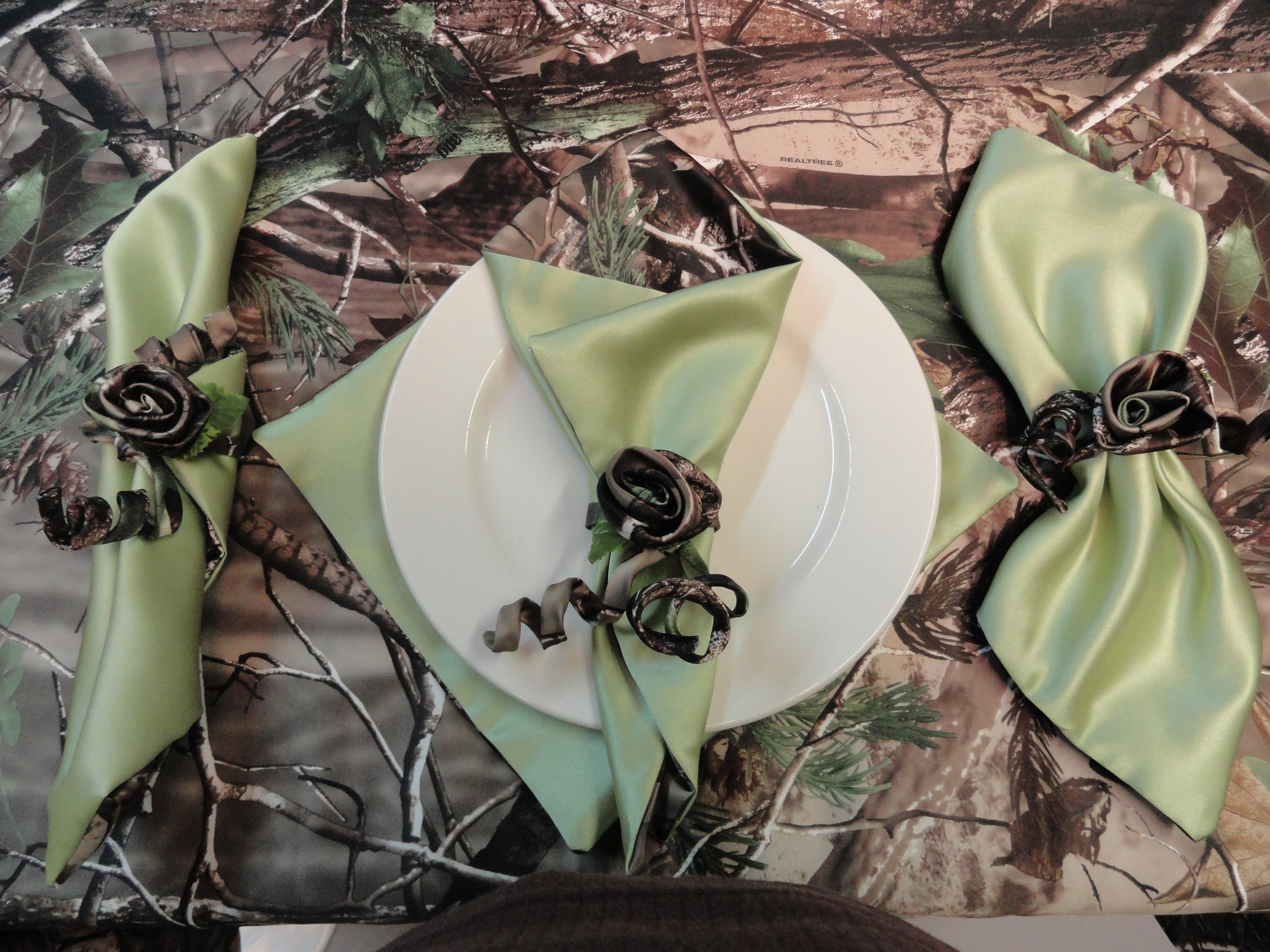 Mossy Oak Final Touches Camouflage Prom Wedding Home ing