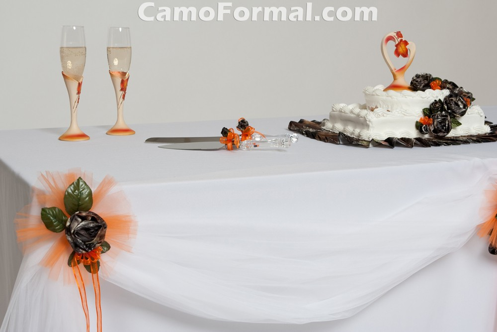Wedding Reception Decoration Kits : Mossy oak final touches camouflage prom wedding homecoming formals