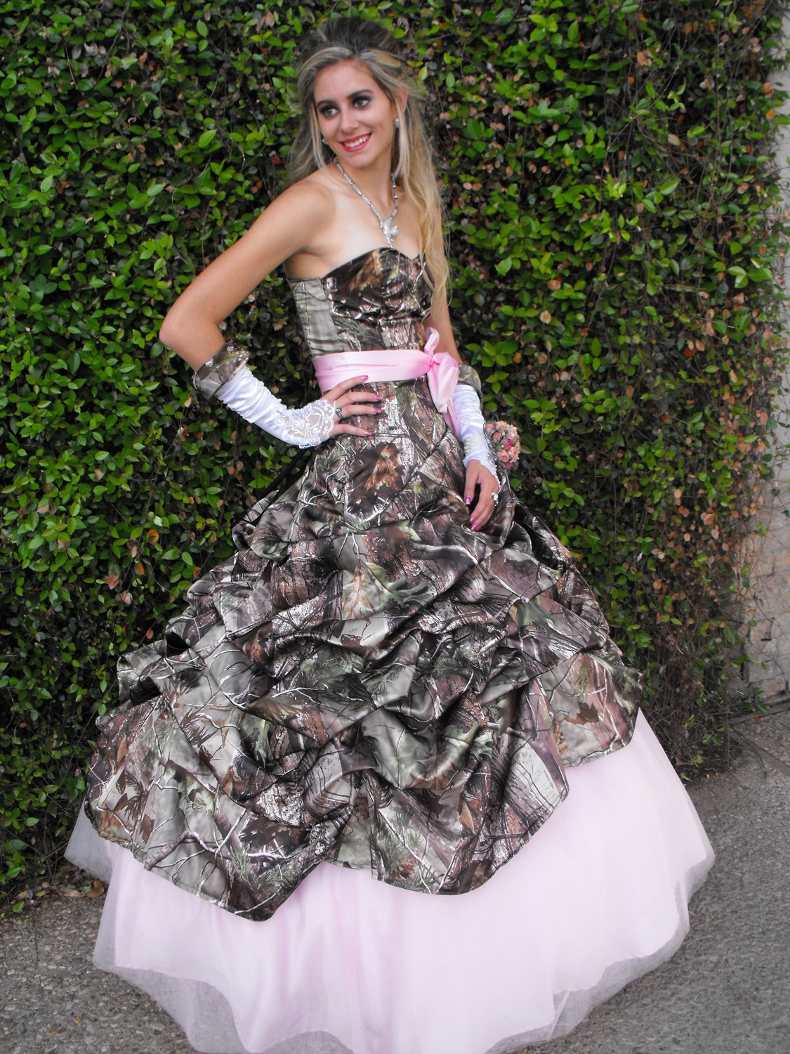 Redneck Wedding Dress Fotos
