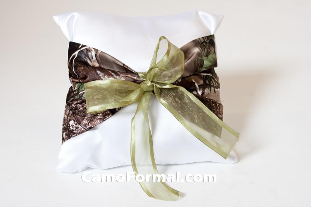 Realtree Ring Bearer Pillow