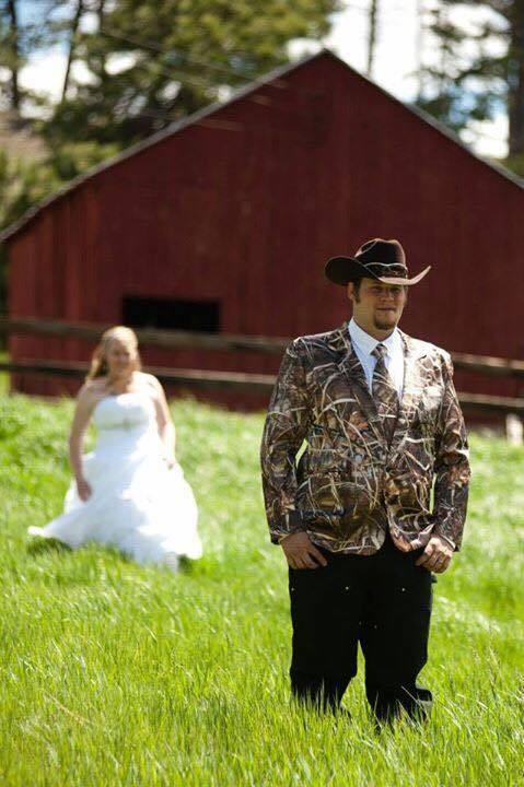 Camouflage Mossy Oak Prom or Wedding Tuxedo  Tuxedos
