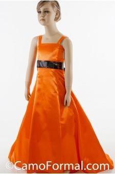8897fg Flower-girl Dress