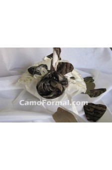 "Camo ""Petals"" qty:100 (basket not included)"