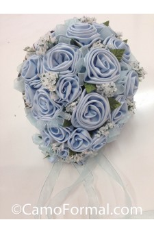 *Something Blue Bridal  Bouquet