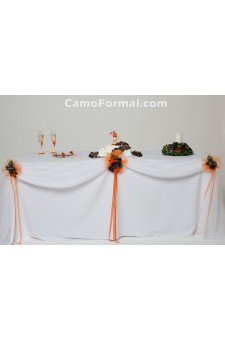 Camo Reception Table Decorating Kit