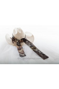 "Camo Hat Band 2"" x 60"""