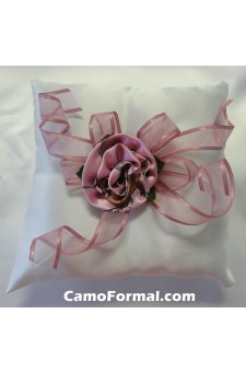 Pillow, Roses and Ribbon