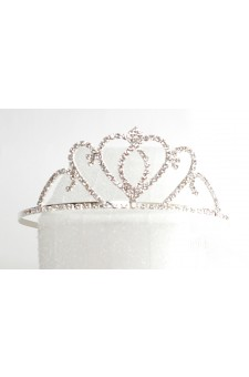 y 361Tiara with 2 Side Combs