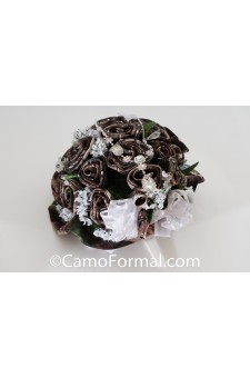 Camo Bridal Bouquet