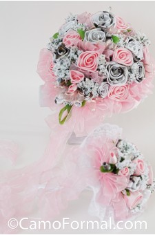 * One to Keep & One to Toss Bouquet Set