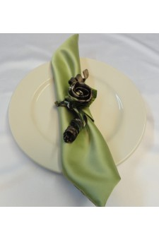 * Napkin Ring, Rose