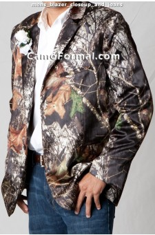 Men's Blazer Jacket