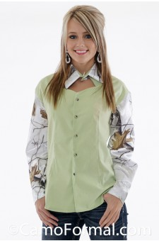 *Ladies Prairie Shirt