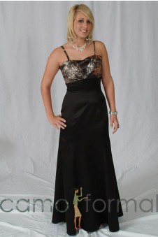 3012 Mermaid with pleated bodice