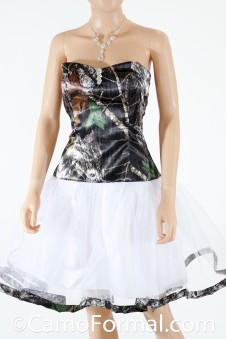3660 Camo, Net & Skirt Trim