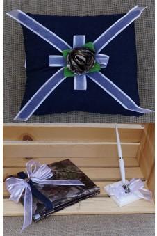 Denim & Camo, Guns & Roses Reception Collection -3 pc Items