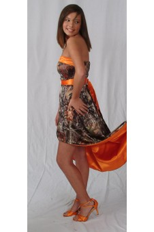 SALE  8620 Mossy Oak XTreme Hi-low with Orange Lining