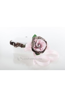 Baby Headband with Rose