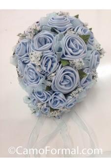 *Something Blue Bridal  Bouquet