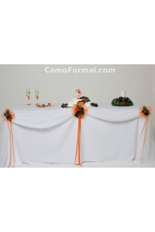 *  Camo Reception Table Decorating Kit